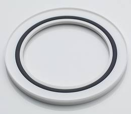 EVAC ISO Tapered™ Seals for Glass Flanges4